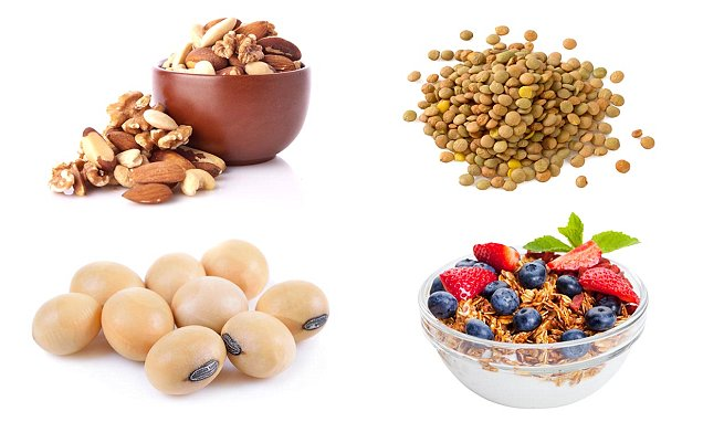 Foods That Make Breast Grow Fast